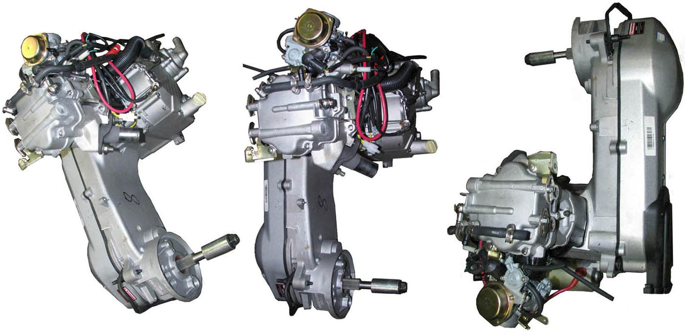 Gy6 250 Engine Gallery